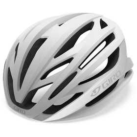 Giro Syntax MIPS Kask rowerowy, matte white/silver